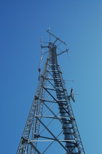Radio Tower Operated by the Sheriffs Office with the State Department of Transportation