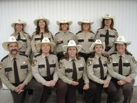 Sheriff Posse Group Photo