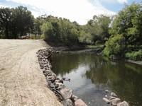 Shaw Park - Meeker County Cost Share Project