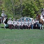 Sheriff Posse Group Photograph